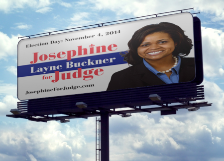 Josephine Billboard