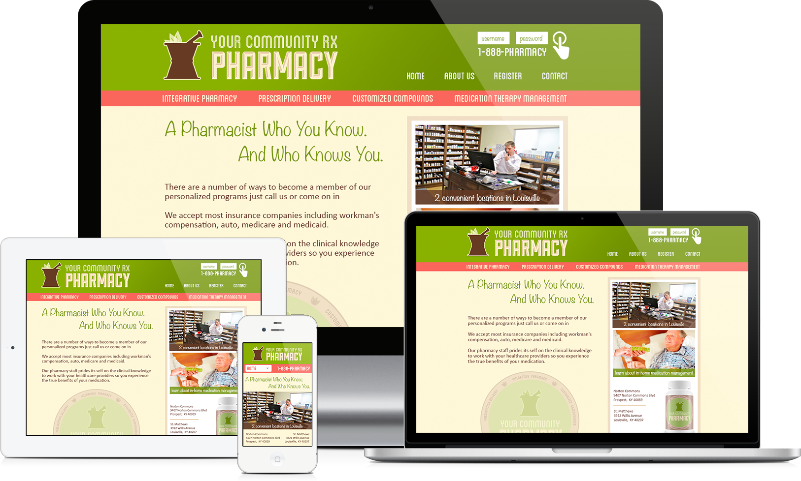 PharmacyPortfolio